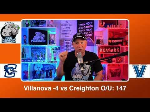 Villanova vs Creighton 3/3/21 Free College Basketball Pick and Prediction CBB Betting Tips