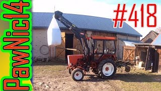 Dzielenie dawki nawozów NPK jesień/wiosna - Życie zwyczajnego rolnika #418