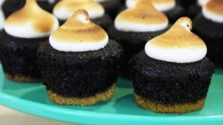 How To Make S'mores Cupcakes!