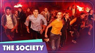 THE SOCIETY VAI TER 2ª TEMPORADA? 😱  (The Society, Netflix)   Vic View