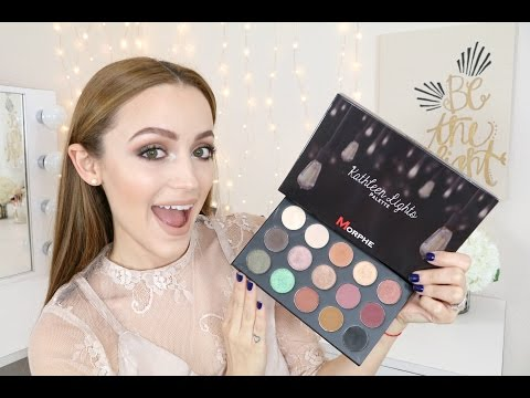My Morphe Palette | SWATCHES & Info - CHIT CHAT