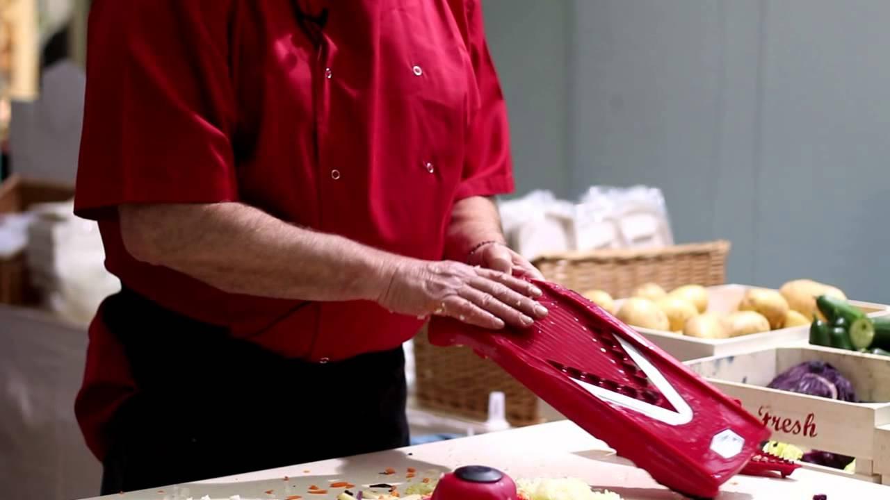 America Test Kitchen Best Mandoline Slicer