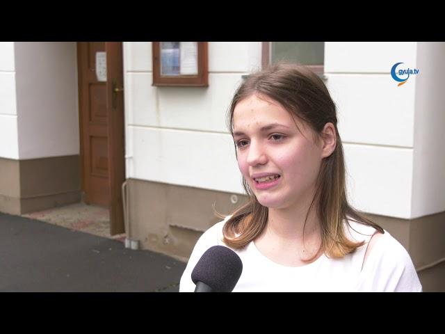 Öt baptista fiatal tett bizonyságot hitéről