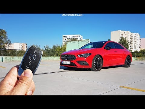 Mercedes CLA 220 4MATIC 2.0 190 TEST Baby CLS!