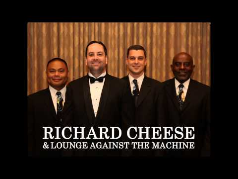 "Richard Cheese ""Gin And Juice"""