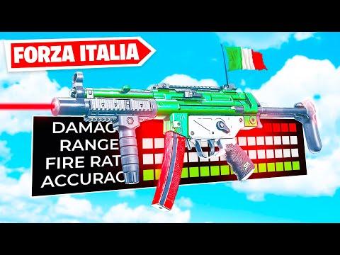 """L'MP5 """"FORZA ITALIA"""" MI FA FARE 30 BOMBE! (In realtà con lui ne ho fatte 0 ma mi ha portato fortuna)"""