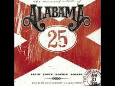 ALABAMA-Dixieland Delight(Live Version).mp4