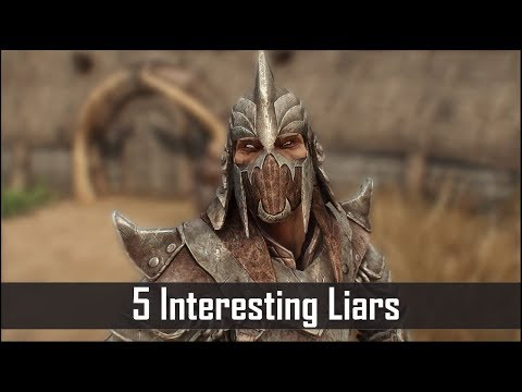 Skyrim: 5 More Interesting Liars You May Have Missed in The Elder Scrolls 5: Skyrim thumbnail