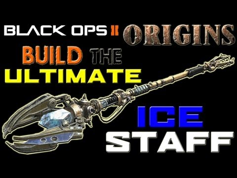 Ultimate ICE Staff (Origins) Tutorial :: Call Of Duty Black Ops 2 Zombies [PS3 / Xbox 360] ᴴᴰ