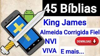 45 BÍBLIAS PARA MYSWORD EM PORTUGUÊS  (DOWNLOAD)