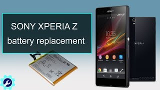 sony xperia z battery replacement