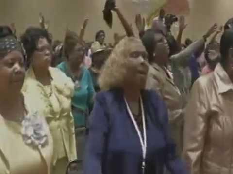 """Lord Help Me to Clean my Seat"", Bishop Vincent Matthews"
