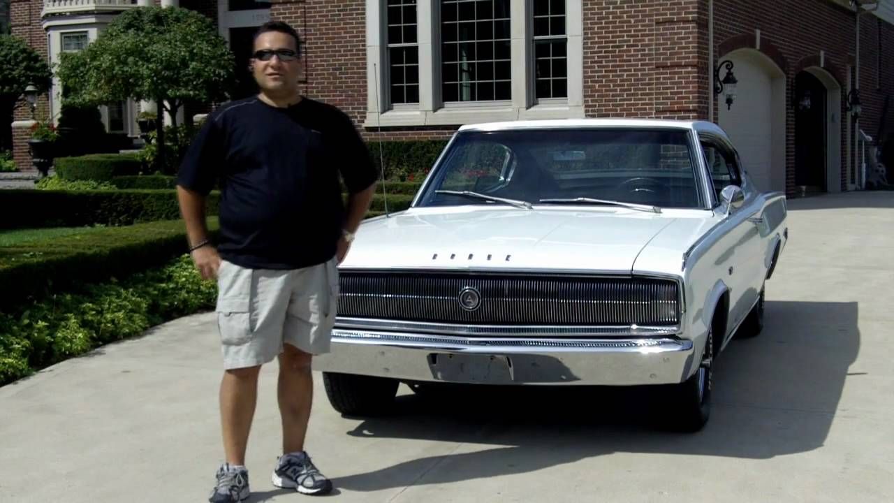 1967 dodge charger classic muscle car for sale in mi for Vanguard motors for sale