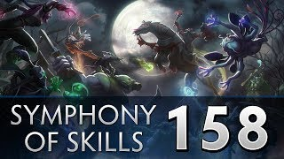 Dota 2 Symphony of Skills 158