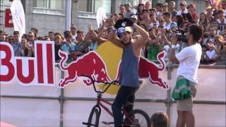 O Marisquiño 2015 final BMX - Daniel Dhers - Keneth Tencio