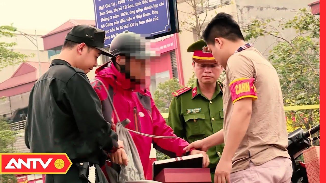 Tổ công tác 141 'dịu dàng' còng tay, mời 'người vận chuyển' lên phường   Kỹ năng sống [số 86]   ANTV