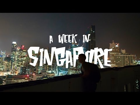 ONE WEEK in Singapore