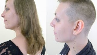 Femme Flattop Makeover www.ShortHaircutGirls.com thumbnail