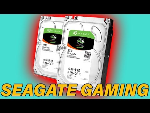 Best Seagate Drive for Gaming