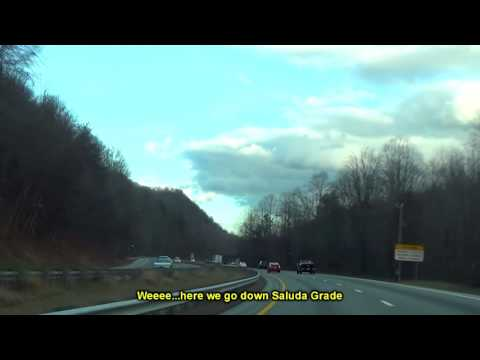I 26 East Hendersonville NC to Inman SC