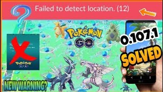 0.107.1 JOYSTICK POKEMON GO HACK FOR ANDROID VERSION 5,6,7&8 NO ROOT SAFE HACK...