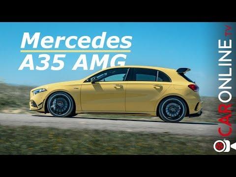 Mercedes A35 AMG | DIFERENTE entre IGUAIS [Review Portugal]