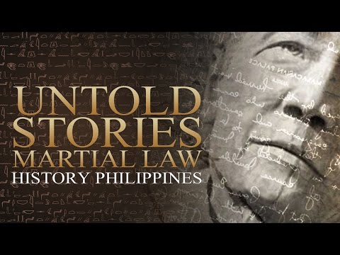 History Philippines - The Untold Story Of Martial Law