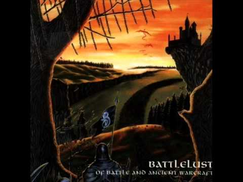 Batllelust - The Dawn Of The Black Hearts