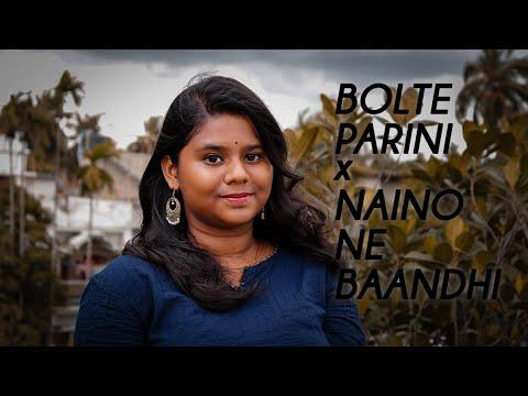Naino Ne Baandhi X Bolte Parini | বলতে পারিনি Female Version | Cover | Labanya | Gold | Akshay Kumar