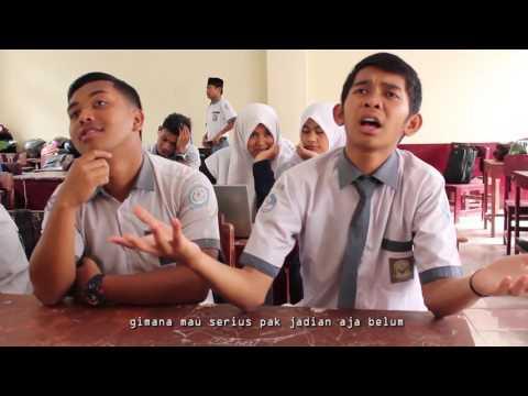 Video Lucu Murid  Baper Sama Guru Tapi Marah
