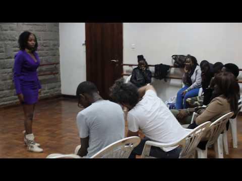 Acting Intensive at the Nairobi Performing Arts Studio / Kenya National Theatre