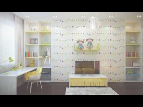 Amazing Casting Color Over Kids Rooms