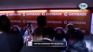 INCIDENTES COMPLETOS Boca vs. River - Copa Libertadores 2015 - Octavos de Final