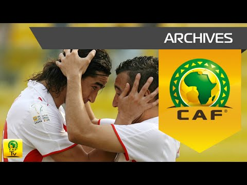 Namibia vs Morocco - Africa Cup of Nations, Ghana 2008