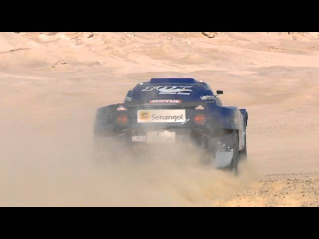 PHARAONS RALLY STAGE 2
