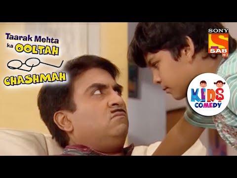 Tapu Challenges Jethalal | Tapu Sena Special | Taarak Mehta Ka Ooltah Chashmah thumbnail