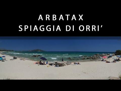 Arbatax - Spiaggia di Orrì