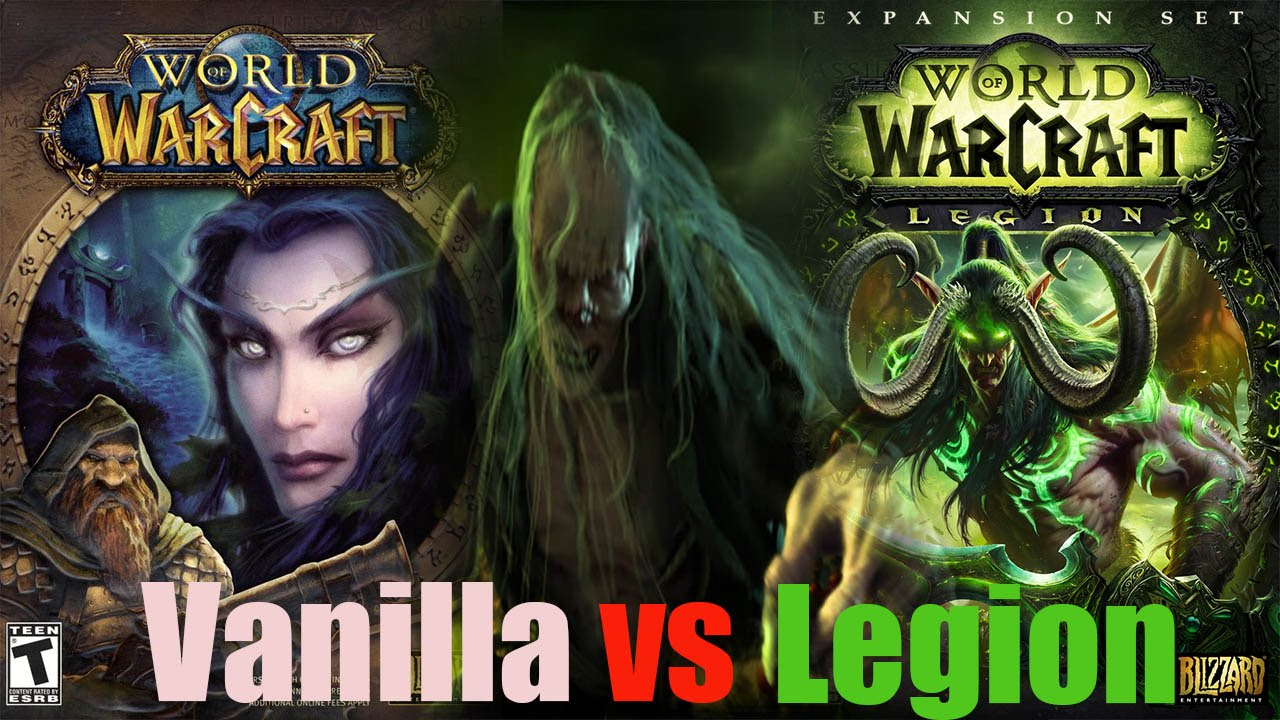 how to play vanilla wow 2018