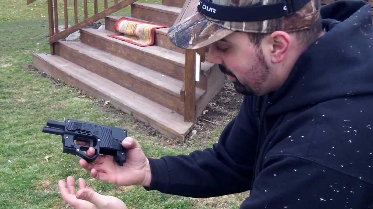 Zip Gun First Test Usfa Zip 22 Youtube