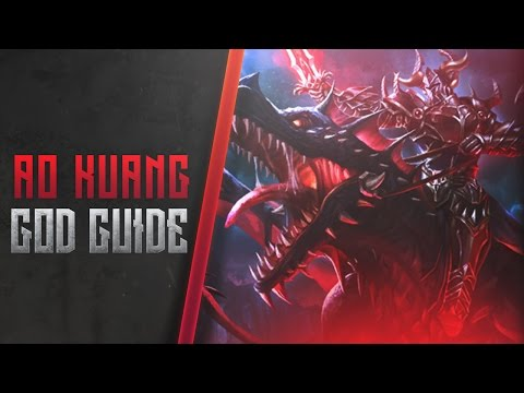 Ao Kuang Guide: Building, Playstyle, Matchups - Smite