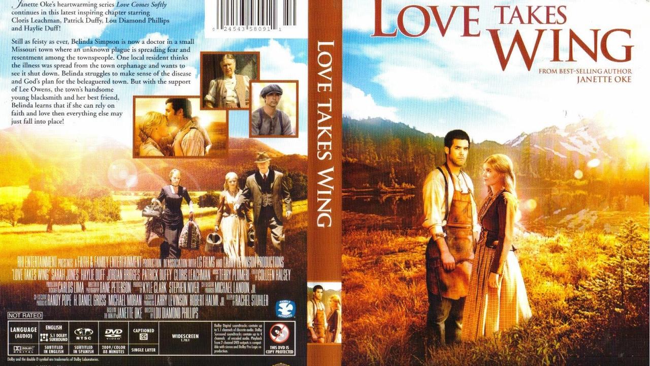 9- Le Cœur à l'épreuve (Love Takes Wing)