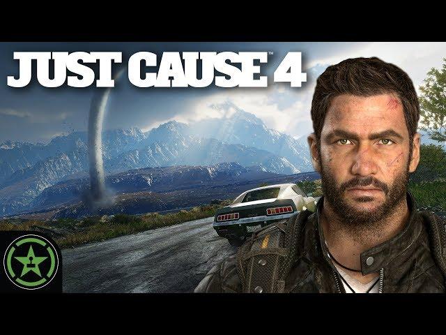 Just Cause 4 (видео)