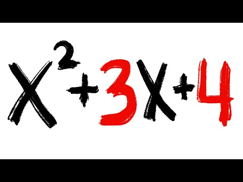 dear Sean, factoring with completing the square