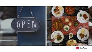 Find an Open Table on OpenTable...