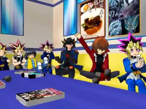 【MMD】Yugis of after school【yugioh!】5DX