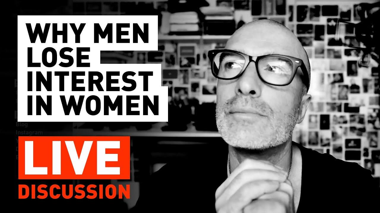 🔴  Why men lose interest in women