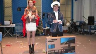 12 стульев. Корпоратив в Киеве.(, 2012-02-02T16:38:50.000Z)