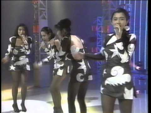 C.C.ガールズ NO天気な恋の島 1992