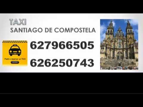 taxi santiago compostela