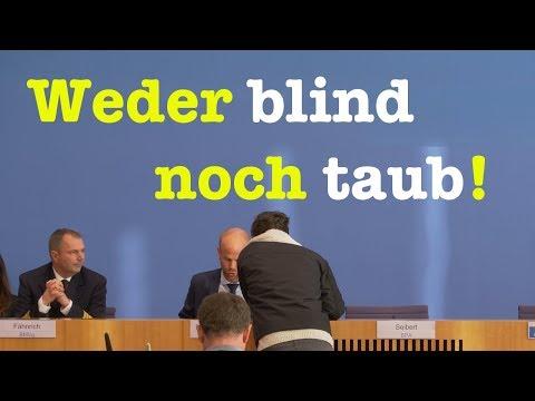 28. November 2018 - Bundespressekonferenz - RegPK